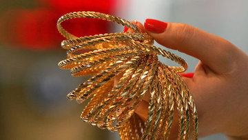 Altının gramı 140 lira sınırını gördü