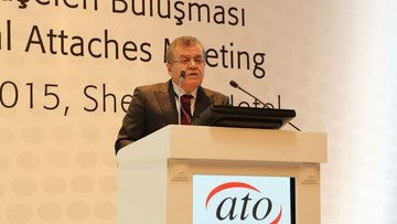 ATO'da başkanlık seçimi 3 Aralık'ta yapılacak