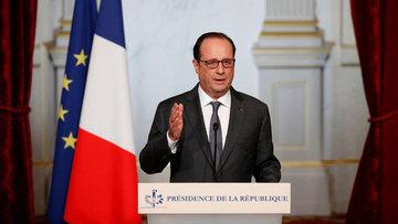 Fransa Cumhurbaşkanı: Yeni bir belirsizlik döneminin başl...