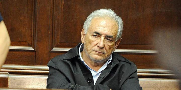 Eski IMF Başkanı Strauss-Kahn