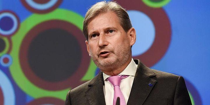 AB Komisyon üyesi Hahn: Türkiye ile AB üyelik müzakereleri aralık ayında ele alınacak