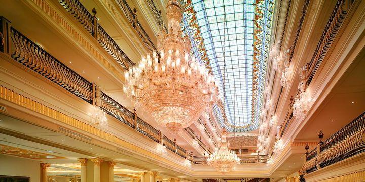 Mardan Palace Otelin satış ihalesi iptal edildi