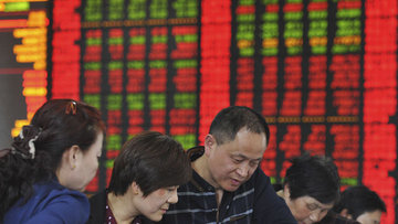 Çin borsası boğa piyasasına girdi