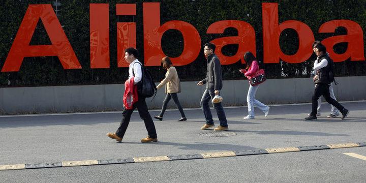 Alibaba 1 saatte 5 milyar dolarlık online satış yaptı