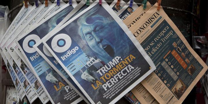 Gelişen ülke varlıkları Trump beklentisiyle düşüyor