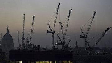 İngiltere'de inşaat üretimi son 4 yılın en düşüğünde