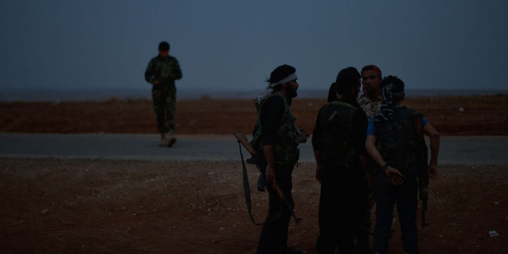 ÖSO birlikleri El Bab