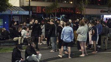 Yeni Zelanda'da 7.8'lik deprem sonrası tsunami oluştu