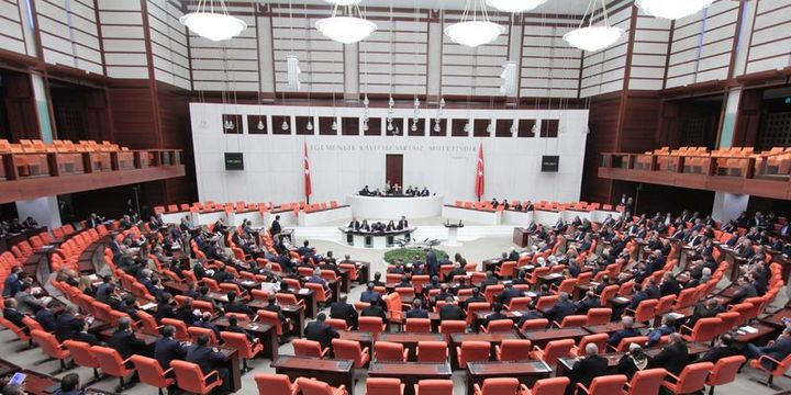 Anayasa değişikliği teklifi hafta sonunda Meclis'te
