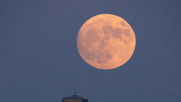 'Süper Ay' bu gece gözlemlenecek