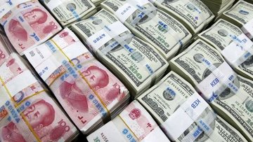 """Yuan dolar karşısında zayıflayarak """"2008 kriz çıpası""""nı aştı"""