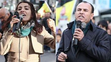 Kaçak HDP'liler Avrupa Parlamentosu'nda