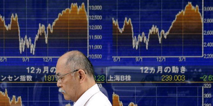 Asya hisseleri 2 günlük kaybın ardından yükseldi