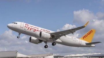 Pegasus'un yolcu sayısı arttı