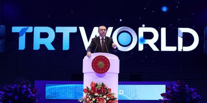 Erdoğan: Kimse bize el kol hareketi yapmasın
