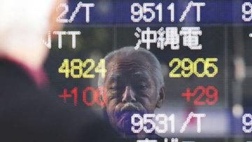 """Asya hisseleri """"tahvil"""" satışlarının yavaşlamasıyla yükseldi"""
