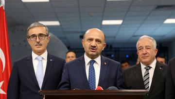 """""""20 bin 88 kişinin TSK'dan ilişiği kesildi"""""""
