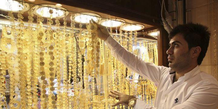 Altının gram fiyatı 130,80 lira seviyelerinde