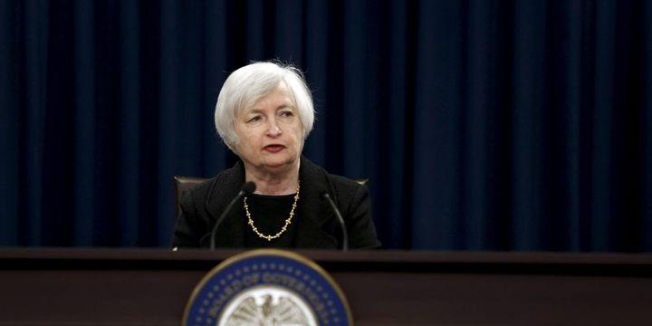 Fed/Yellen: