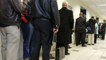 Rusya'da gelirler düştü, işsizlik arttı