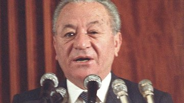 Eski Adalet Bakanı Eldem vefat etti