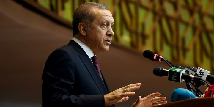 Cumhurbaşkanı Erdoğan, CBS kanalına mülakat verdi