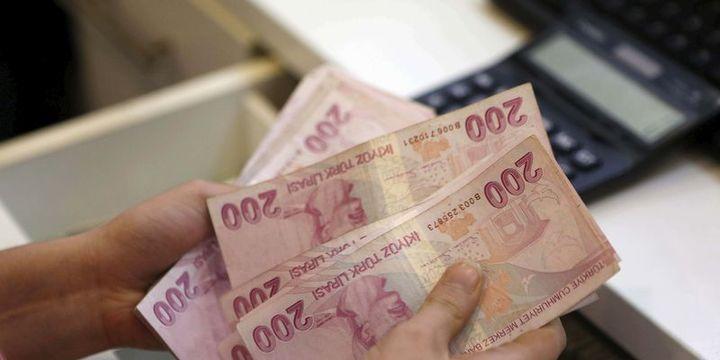 Merkezi yönetim brüt borç stoku 725,4 milyar lira oldu