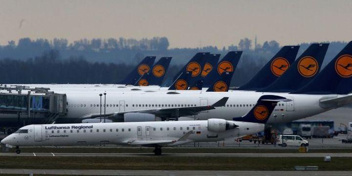 Lufthansa pilotları greve gidiyor
