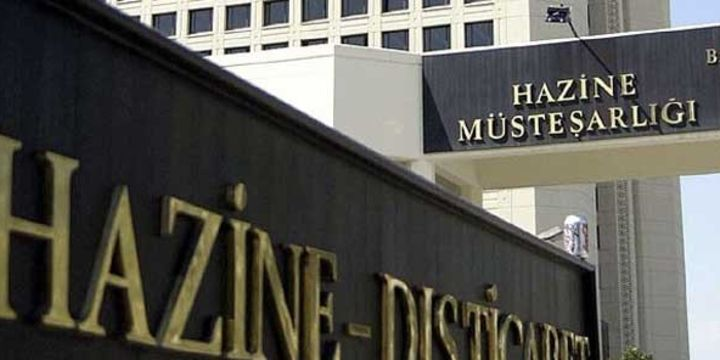 Hazine 913,6 milyon lira borçlandı