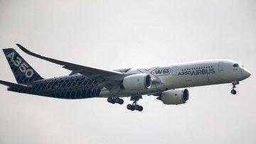 Airbus'ın İran'a 20 milyar dolarlık uçak satışı onaylandı