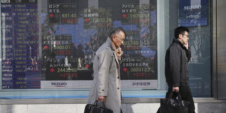 """Asya hisseleri """"ABD""""deki ralliden güç buluyor"""