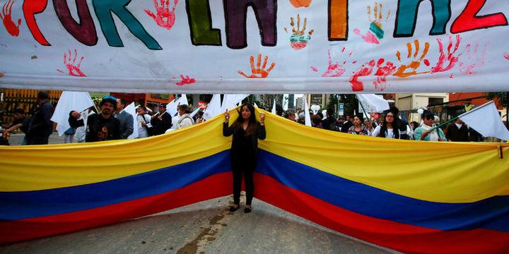 Kolombiya yarın barışa imza atacak
