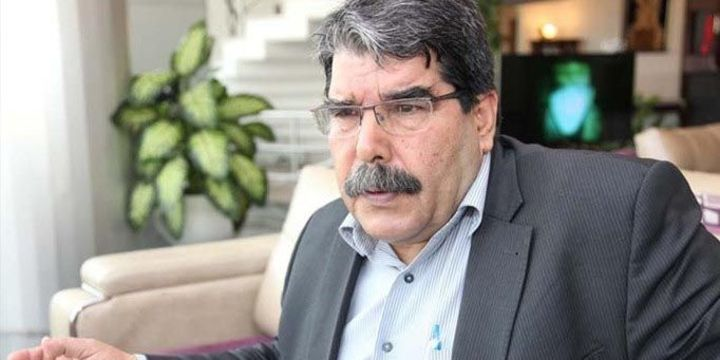 PYD lideri Müslim için kırmızı bülten talebi