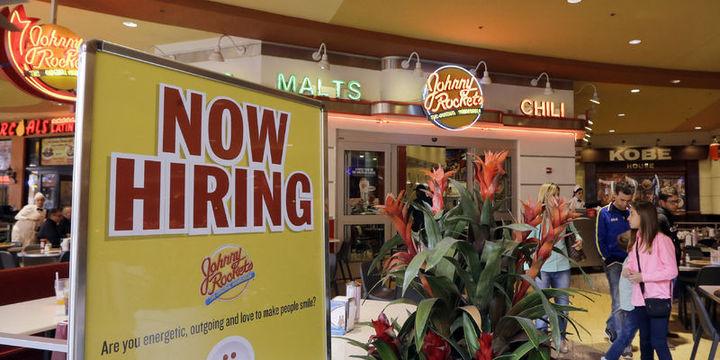 ABD'de işsizlik maaşı başvuruları 40 yılın dibinden yükseldi