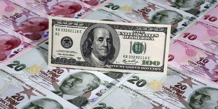 Dolar/TL 3.41'le tarihi zirveye yükseldi
