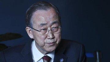 BM Genel Sekreteri Ban'dan 'Kıbrıs' açıklaması