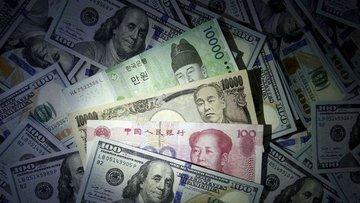 Asya paraları dolar karşısında rekor düşük seviyelere ger...