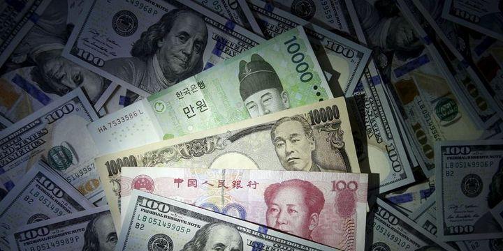Asya paraları dolar karşısında rekor düşük seviyelere geriledi