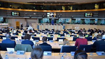 Avrupa Parlamentosu Türkiye ile müzakereleri geçici olara...