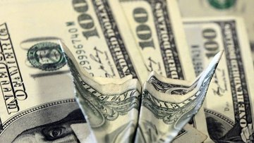 Dolar/TL 3.44'ü aştı