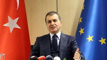 AB Bakanı Çelik: AP'nin kararı yok hükmündedir