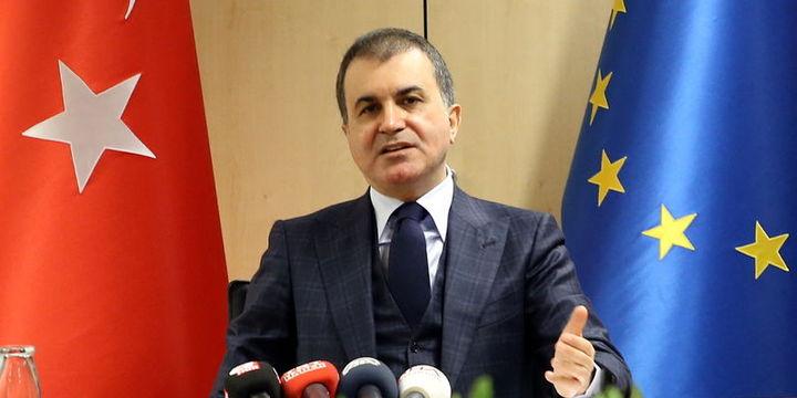 AB Bakanı Çelik: AP