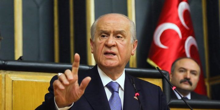 MHP Genel Başkanı Bahçeli: AP terörizme yakasını kaptırdı