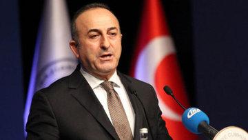 Dışişleri Bakanı Çavuşoğlu: Türkiye'ye bu şekilde diz çök...