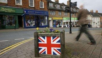İngiltere 3. çeyrekte %0.5 büyüdü