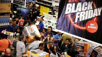 """ABD'de """"Kara Cuma"""" satışlarında rekor beklentisi"""