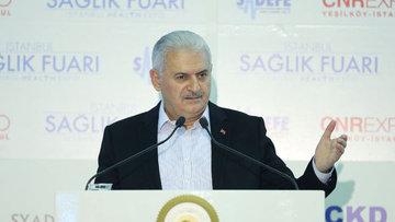 Başbakan Binali Yıldırım'dan AB'ye sert tepki