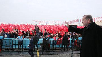 Cumhurbaşkanı Erdoğan: Ey Avrupa Parlamentosu haddinizi b...
