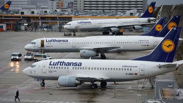 Lufthansa 1706 uçuşunu daha iptal etti