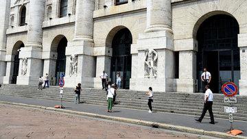 Avrupa borsaları OPEC ve İtalya'yla düşüşte